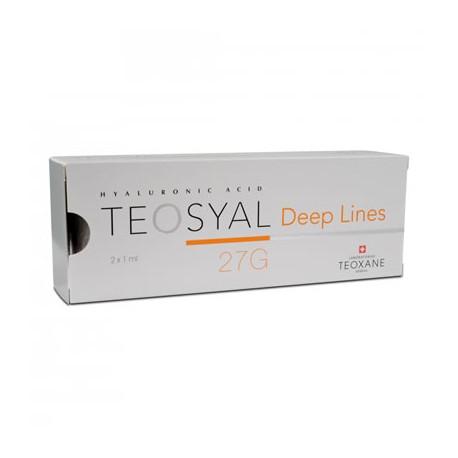 Teosyal® Puresense 27G Deep Lines