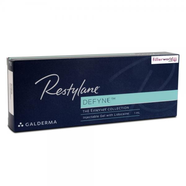 Restylane® Defyne Lidocaine