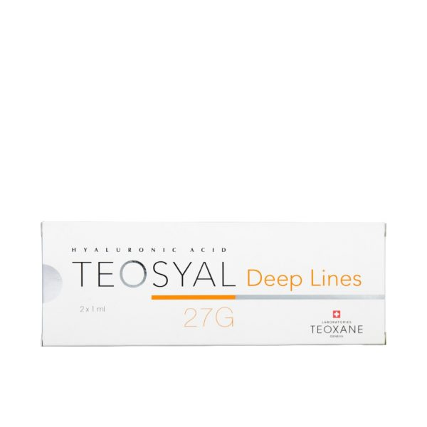 Teosyal® 27G Deep Lines